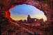 Stone Temple Panorama by Peter Lik - 0