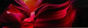 Angel's Heart  AP (Antelope Canyon, AZ) Panorama by Peter Lik