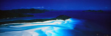 Silica Sands (very low number) Panorama by Peter Lik