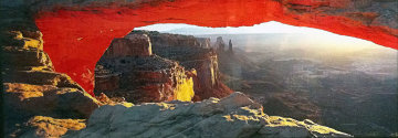 Echoes of Silence (Canyonlands NP, Utah) 1.5M Huge Panorama - Peter Lik