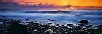 Orpheus Sunrise Panorama by Peter Lik