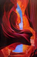 Eternal Beauty  (Antelope Canyon, Arizona) Panorama by Peter Lik - 0