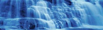 Majestic Falls (Blue Mountains NP, New South Wales) Panorama - Peter Lik