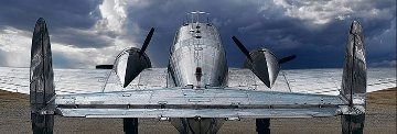 Twin Beech 2M Super Huge Panorama - Peter Lik