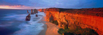 12 Apostles AP  (Twelve Apostles Marine NP, Victoria) Panorama - Peter Lik