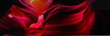 Angel's Heart (Antelope Canyon) Panorama - Peter Lik