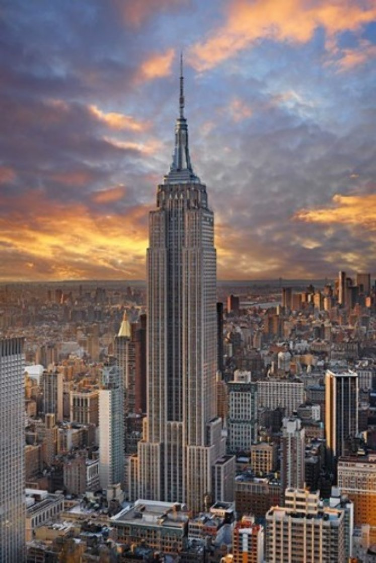 Empire, New York Panorama by Peter Lik