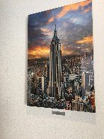 Empire, New York Panorama by Peter Lik - 1