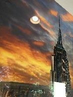 Empire, New York Panorama by Peter Lik - 2