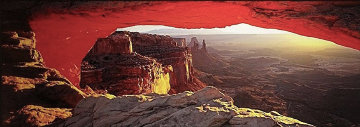 Echoes of Silence (Canyonlands National Park, Utah) 2M  Huge  Panorama - Peter Lik