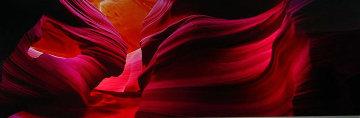 Angel's Heart (Antelope Canyon) Az Panorama by Peter Lik