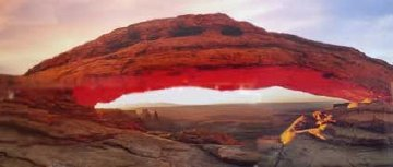 Majestic (Canyonlands NP, Utah) 2M Super Huge Panorama - Peter Lik