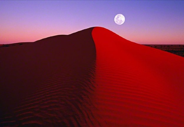 Lunar Fringe  Panorama by Peter Lik