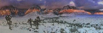Desert Glow (Las Vegas, Nevada) 1.5M Huge Panorama - Peter Lik