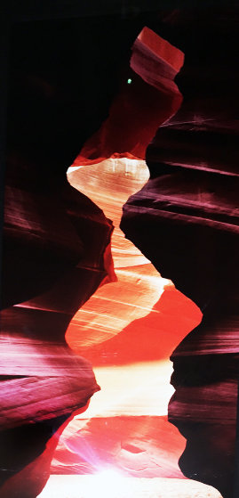 Antelope Canyon (Antelope, Arizona) Panorama by Peter Lik