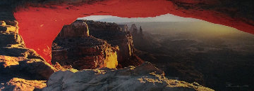 Echoes of Silence (Canyonlands NP, Utah)  Panorama by Peter Lik