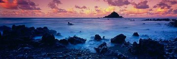 Koki Beach (Hawaii)  Panorama by Peter Lik