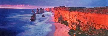 12 Apostles (Marine NP, Victoria)  Panorama by Peter Lik