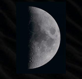 Lunar Eclipse   Panorama by Peter Lik