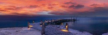 Enchanted Jetty 2M Huge Panorama - Peter Lik