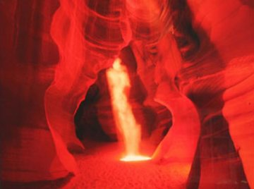 Ghost (Antelope Canyon, Arizona) Panorama by Peter Lik