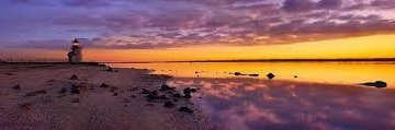 Nantucket Relections  Panorama by Peter Lik