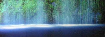 Tranquility (Mossbrae Falls, California) 1.5M Huge Panorama - Peter Lik
