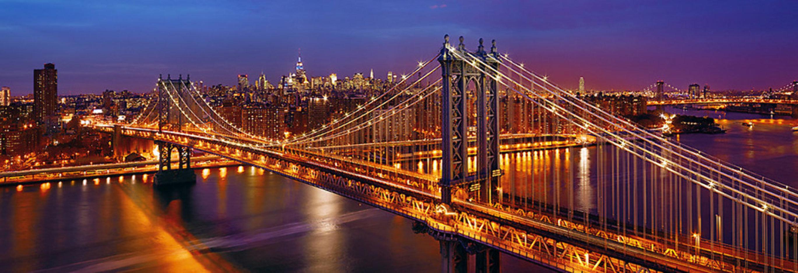 City (New York) 2M Super Huge Panorama by Peter Lik