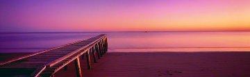Jetty (Urangan, Queensland) Panorama by Peter Lik