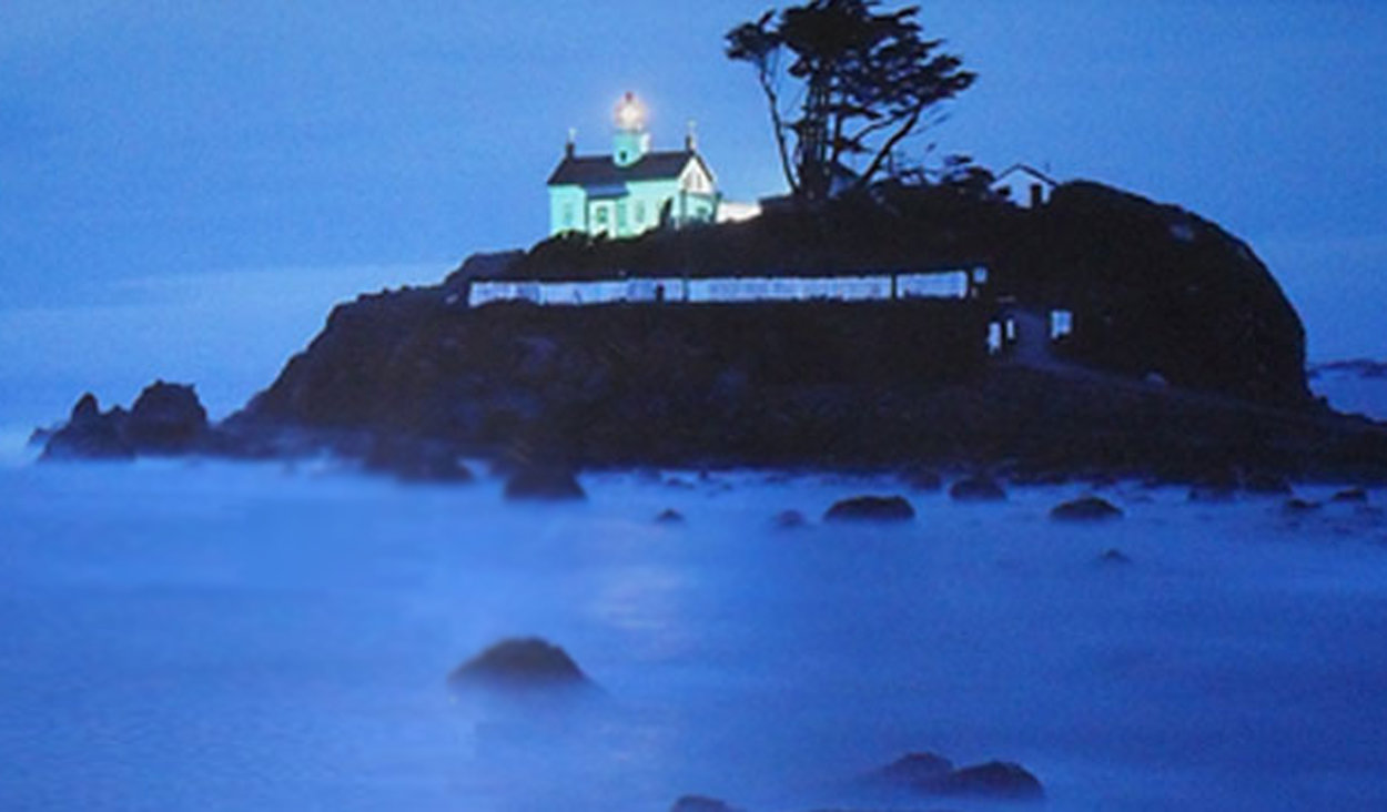 Prince of Tides (Crescent City, California) Panorama by Peter Lik