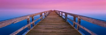 Infinity  Panorama - Peter Lik