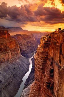 Heaven on Earth AP (Grand Canyon NP, Arizona) 1.5M Huge Panorama - Peter Lik
