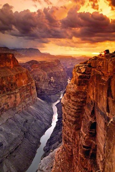 Heaven on Earth AP (Grand Canyon NP, Arizona) Panorama by Peter Lik