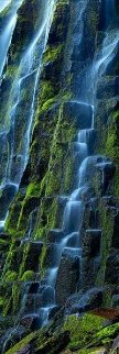 Cascade Panorama by Peter Lik