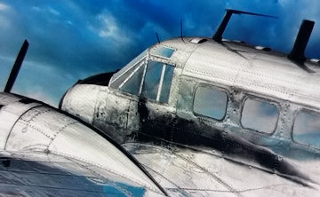 Spirit of the Skies Panorama - Peter Lik