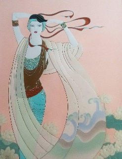 Lotus AP 1994 Limited Edition Print - Lillian Shao