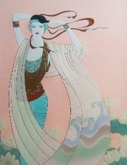 Lotus AP 1994 Limited Edition Print - Lillian Shao