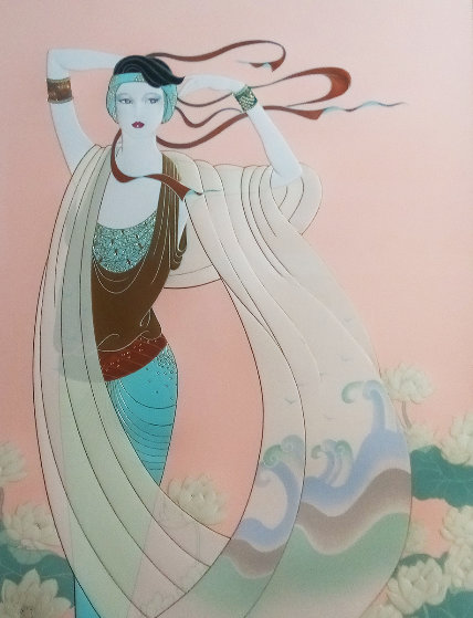 Lotus AP 1994 Limited Edition Print by Lillian Shao