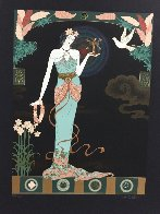 Fairest Maiden (libra) AP 2007 Limited Edition Print by Lillian Shao - 1