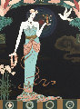Fairest Maiden (libra) Ap  2007 Limited Edition Print - Lillian Shao