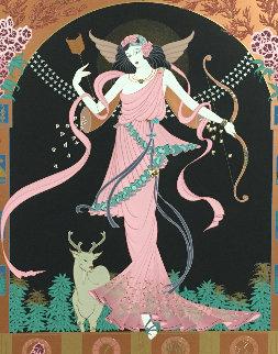 Huntress (Sagitarius) 2007 Limited Edition Print - Lillian Shao