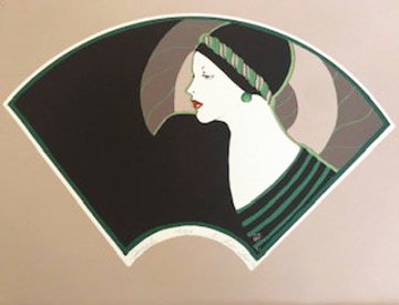 Spiral 1976 Limited Edition Print - Lillian Shao