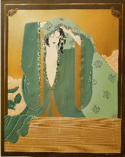 Flora 1988 Limited Edition Print - Lillian Shao
