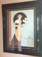 Chrysanthemum Song Limited Edition Print by Lillian Shao - 2