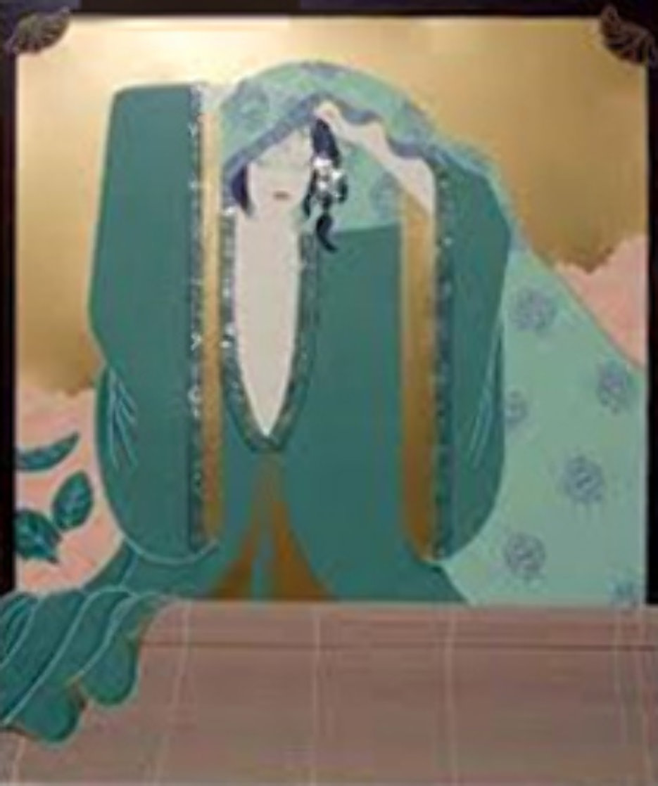 Flora 1988 Limited Edition Print by Lillian Shao