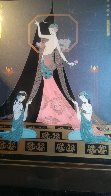 Midnight At the Palace 1985 Limited Edition Print by Lillian Shao - 1