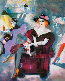 Hotel Paradise 1987 Limited Edition Print - Earl Linderman