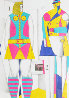 1+1-2 (From Graphics USA) 1967 Limited Edition Print by Richard Lindner - 0