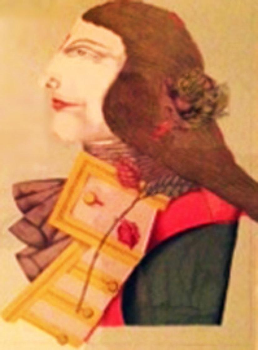 Der Rosenkavalier Limited Edition Print by Richard Lindner