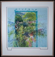 Fleurs De Giverny Limited Edition Print by J. Torrents Llado - 1